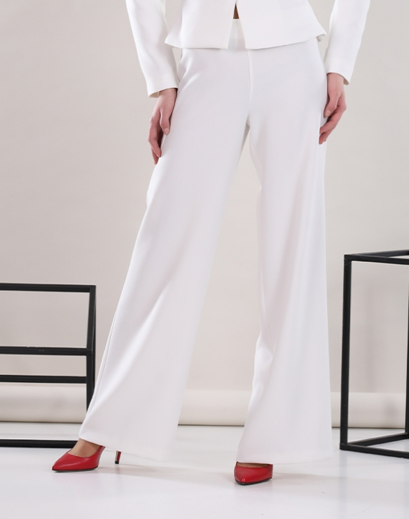 White Trousers